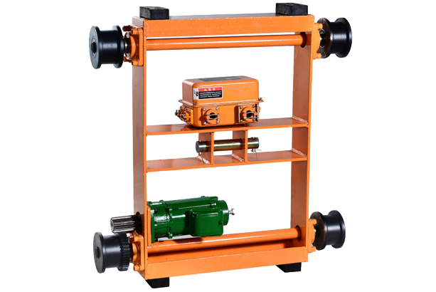 Double Girder Trolleys