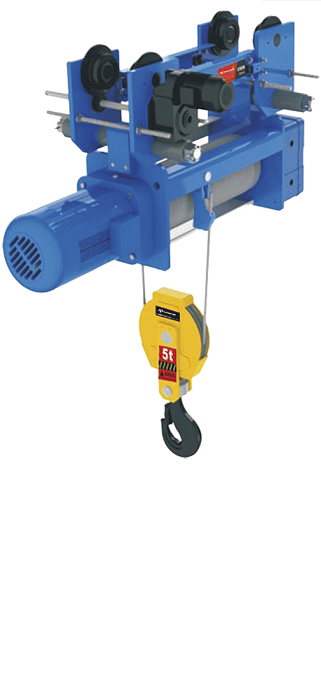 New CD1/MD1 Electric Wire Rope Hoists