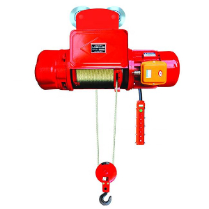 3 phase single speed CD1 Lifting Equipment 3 Ton single girder Electric Steel Cable Wire Rope hoist