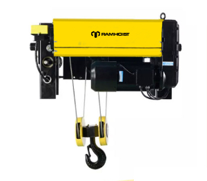 European design mode electric wire rope hoist