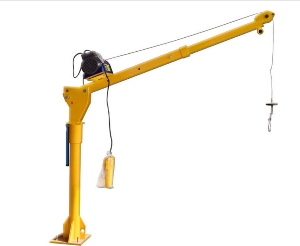 500kg/1000kg/1000lbs Folding Boom Pickup Truck Davit Cranes with Winch