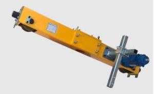 1 Ton Overhead Crane End Carriages or End Trucks for Single Girder Bridge Cranes