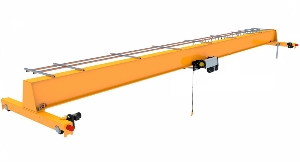 ISO Ce High Quality Custom Design 5 Ton 10 Ton Single Girder Single Beam Monorail Overhead Crane