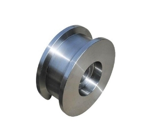 Overhead Crane End Truck Carriage Beam Geared Wheel (active wheel) + Plain Wheel (driven wheel)