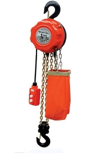 380V 2t 3t 5t 3-6m Dhk Type Construction Endless Chain Electric Motorized Lifting Hoist for Industry with Good Offer