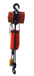 Dhk Light Chain Electric Hoist, Multifunctional Overhead Small Electric Chain Engine Lift Hoist Material Lifting equipment Crane