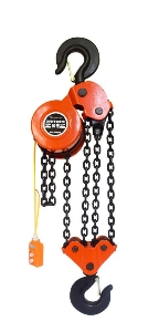 5 Ton 7.5 Ton 10 Ton 20 Ton 3m 6m Dhp Type G80 Chain Low Price Electric Endless Chain Hoist/Block for Group Lifting