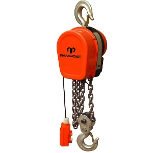 Portable 1 to 10 Ton Dhs Type 380 Volt Home Lifting Tools Stationary Electric Endless Chain Hoist