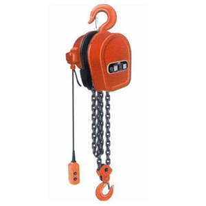 12V 3ton 5ton Portable Lifting Dhs Series Lift 6m Fixed Electric Chain Motor Hoist/Chain Electric Block with Hook
