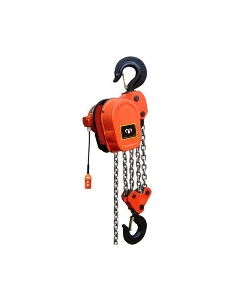 Industrial Top Rated 380V 220V 1 Ton 2 Ton 3 Ton 5 Ton 10 Ton Hook Type Dhs Electric Chain Hoist with Low Price