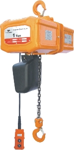Best Selling Hhb Wireless Remote Control 3 Phase or 1 Phase Electric Chain Hoists with Hook Suspension or Electric Travelling Trolley