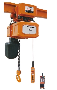 Three Phase High Speed High Wearability Hhb Chain Electric Hoist Pulley Block with up & Down Limit Switch 3m, 6m