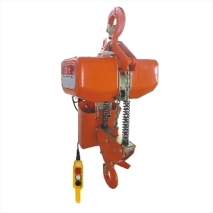 Hot Sale Small Overhead Hhxg Type 1 Ton 1.5ton Electric Lift Engine Chain Hoist with Single Speed or Dual Speed