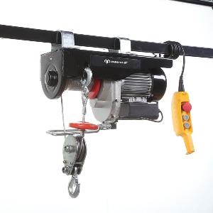 110V, 120V/60Hz PA200b~PA1000b Single or Double Speed Small Portable Lifting Mini Electric Wire Rope Cable Motor Hoist Winch