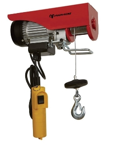 Durable Stage Lifting Tools High Quality PA Series Mini Electric Wire Rope Hoist 100kgs to 1000kgs with Trolley