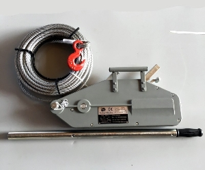 1.6 Ton Cable Pulling Equipment Tirfor/Wire Rope Winch