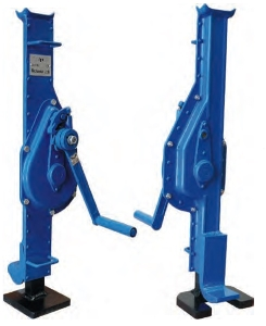 1.5 Ton -25 Ton Mechanical Construction Small Lifting Jacks with Long Working Life