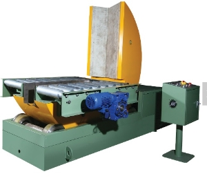 Metal Coil Lifter 90 Degree Tilter Steel Coil Turnover Machine