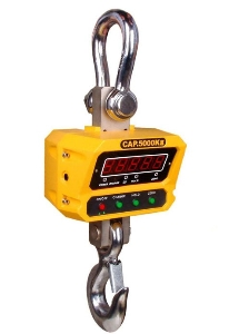 Digital Wireless Weighing Weight Safe Crane Hook Lifting Scale