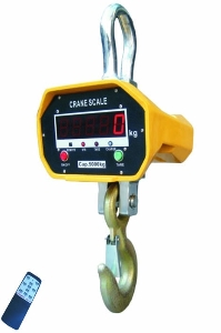 360 Degree Swivel Hanging Digital Ocs 5t Crane Scale Weighing Scale