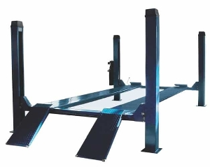 Ce Approved Vehicle Hydraulic 2 Post or 4 Post Base Plate Car Lift