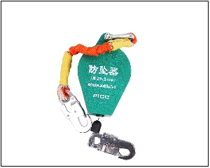 Mobile Fall Protection System Fall Arrest Self-Retracting Lifelines (SRL)