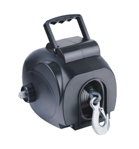 Marine Electric Boat Anchor Winch Fishing Winch for Pulling Boats, Stuck Vehicles and Other Heavy Items