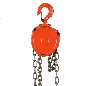 Small Hand Operated Chain Pulley Block Using G80 Chain
