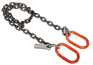 Welded Link Grade 80 Bridle Container Lifting Chain Slings