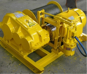 Electric Winch Construction Building Material Lifting Equipment