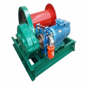 Construction building wire rope electric winch 400v