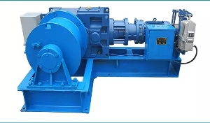 High speed 220v fast speed building electric windlass winch
