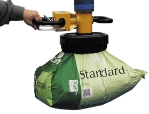 Removable Bags and Cases vacuum tube lifter for 35kg bags & cartons with a quick adapter