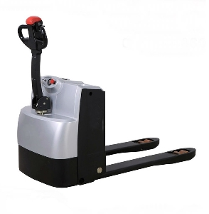 Mini battery electric pallet truck option Lithium and lead acid batteries
