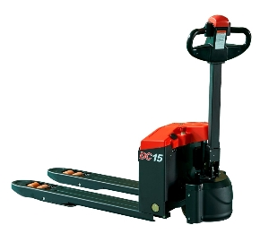 Fine appearance performance pedestrian controlled All Terrain Electric Pallet Truck