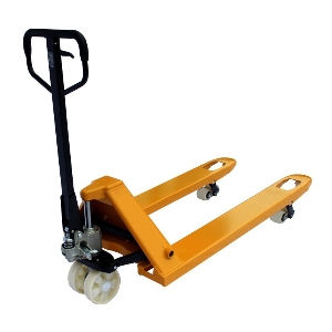 New Hydraulic Pump AC Manual Pallet Truck 2500kg Hand Operated Forklift trolley