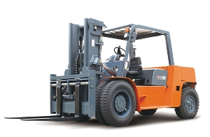 1.0-3.5 ton diesel forklift truck with Japanese engine and CE certificate