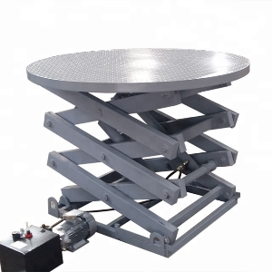 Stage hydraulic table lift scissor stage lift motorized light lift platform