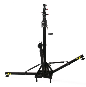 Heavy duty crank stand /speaker truss lift stand/Telescopic Lifting Tower