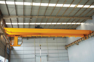 Euro Type Double Girder Overhead Crane Quotation (10T, span 28.5m, lifting height 12m, A7)