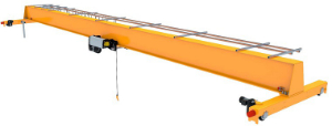 Different Capacities of single girder overhead cranes made in china