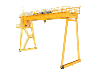 Different Capacities of Double Girder Gantry Cranes made in china