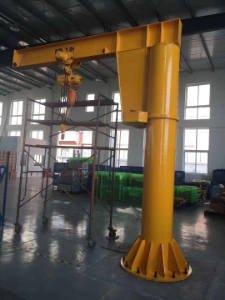 Inquire about Jib crane 0.5t-4.96m H=3m (Saudi Arabia)