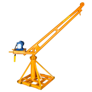 Hot Sale Construction Mini Crane with Good Quality 400kg 500kg 750kg 1500kg