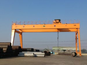 MG Double Girder Gantry crane MG100-50T-45M