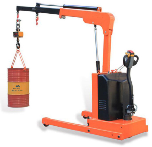 Offer for 1t Fully Electric Floor Crane (cheaper series)
