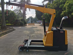 Offer for 1t and 1.5t Fully Electric Floor Crane (more expensive series)
