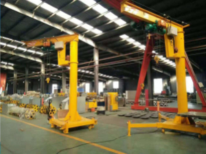 RFQ for 02 No's x Moveable Jib Cranes (Portable) 500 Kg Capacity