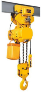 5 Ton electric chain hoist from Kenya---It is totally same as our 7.5 Ton