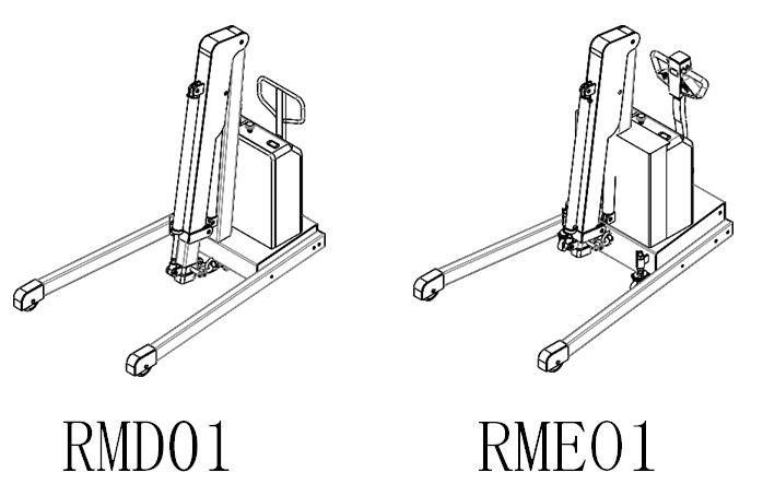 Instruction Manual of Foldable Shop Crane (electric floor crane)